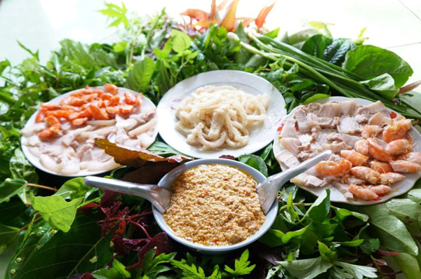 Những món ăn nổi tiếng vùng Tây Nguyên