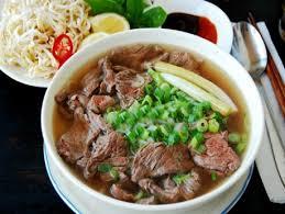 Phở bò Nam Định - hương vị đậm đà khó quên