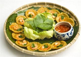 Bánh khọt cô Ba ngon mê ly - đặc sản Vũng Tàu