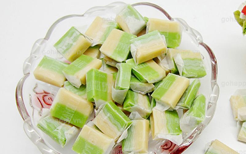 Kẹo dừa Bến Tre - đặc sản ngon khó cưỡng