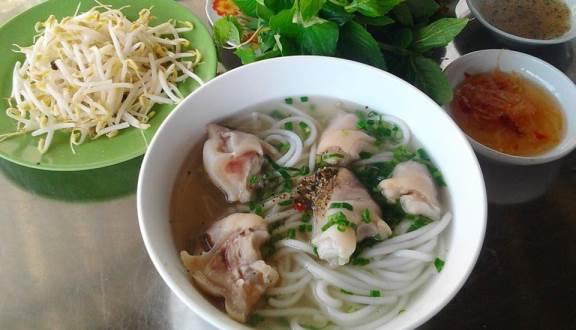 Bánh canh Trảng Bàng - đặc sản Tây Ninh, món ngon đậm đà
