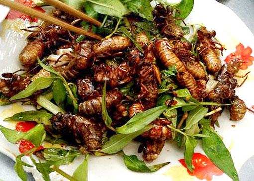 Dế cơm chiên nước mắm - đặc sản Đồng Nai ăn là ghiền!
