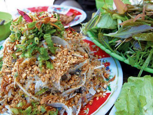 Gỏi cá Biên Hòa - đặc sản Đồng Nai, thơm ngon lạ miệng