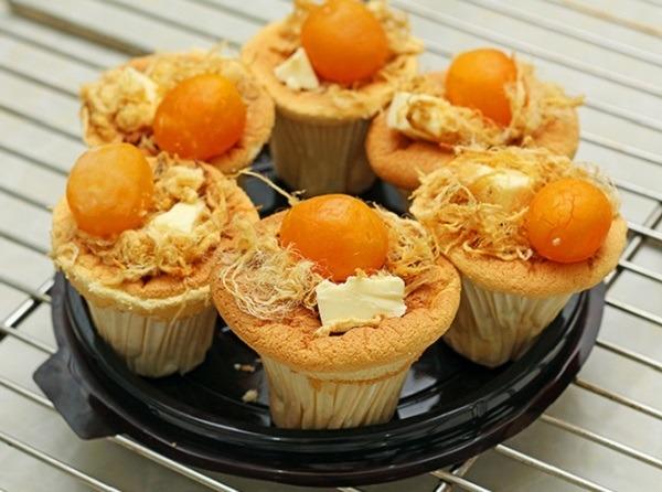 Bánh bông lan trứng muối - đặc sản Vũng Tàu hương vị đậm đà