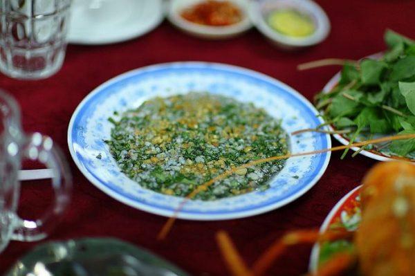 Tiết canh tôm hùm Long Hải - đặc sản Vũng Tàu
