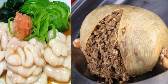 9 món kì lạ thế giới mà người Việt đã mấy ai ăn?