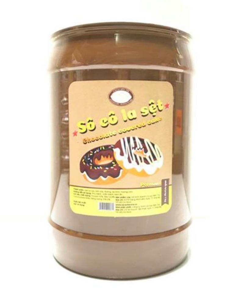 Sô cô la sệt - Đặc sản Bến Tre