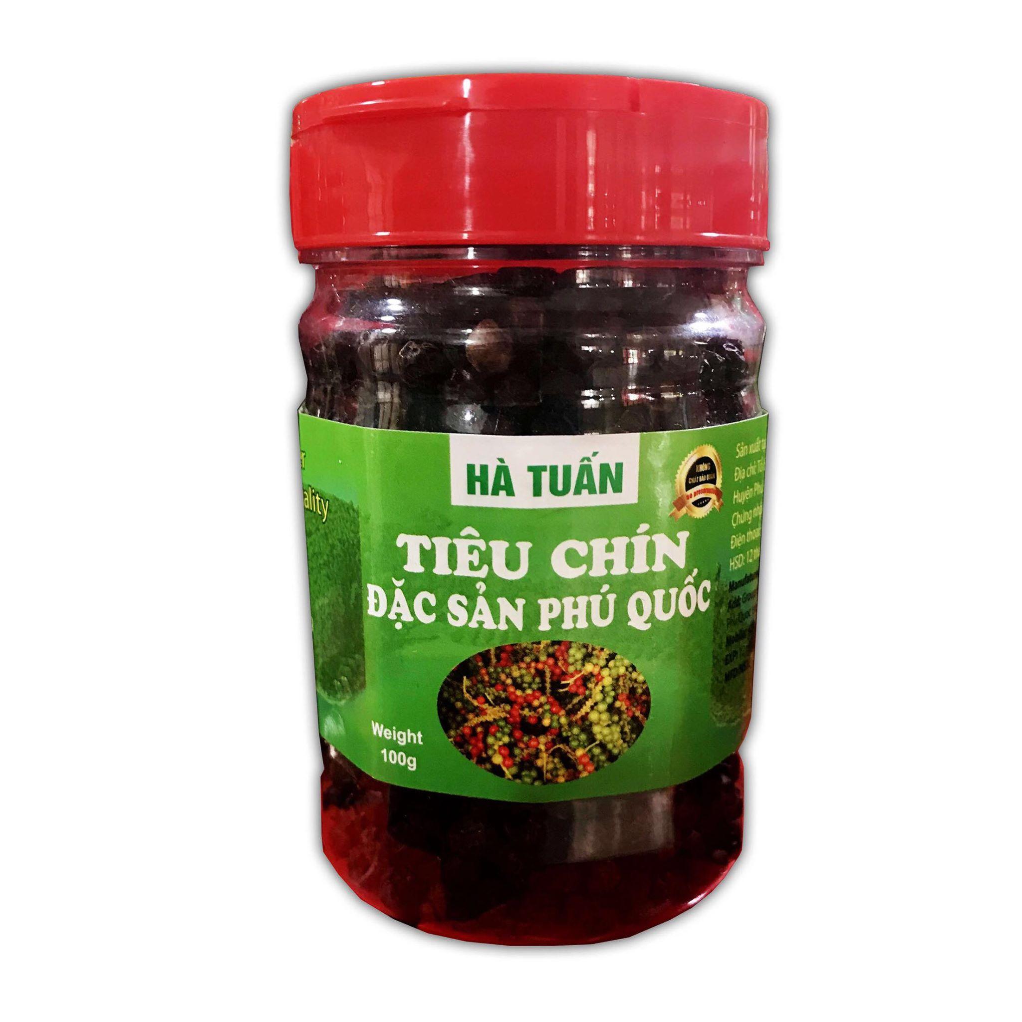 Tiêu chín Hà Tuấn - Đặc sản Phú Quốc