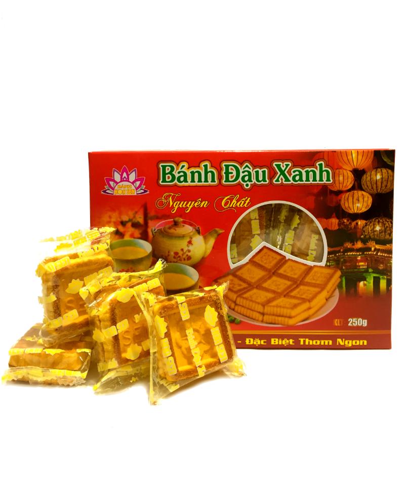 Bánh Đậu Xanh Nguyên Chất - Đặc Sản Quảng Nam