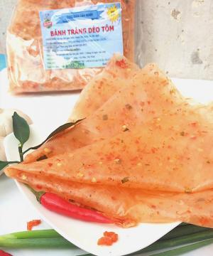 Bánh tráng dẻo tôm - Tây Ninh