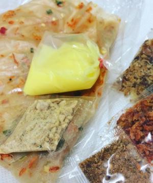 Bánh tráng dẻo tôm bơ - Tây Ninh