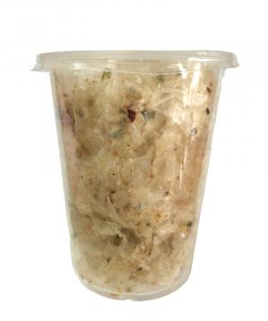 Bánh tráng trộn chay - Đặc sản Tây Ninh