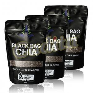 Hạt chia đen Black Bag - Úc
