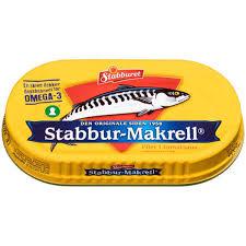 Cá Thu NaUy Sốt Cà Stabbur-Makrell - 170g