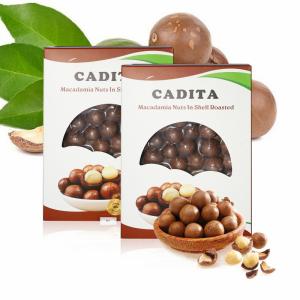Hạt macca hộp giấy Cadita - Úc
