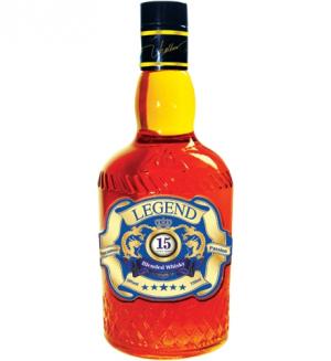 Rượu whisky Legend 15 - Chất lượng hàng đâu - nâng cao trí lực