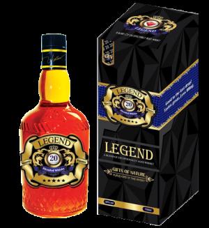 Rượu whisky Legend 20 - Bản lĩnh doanh nhân Việt