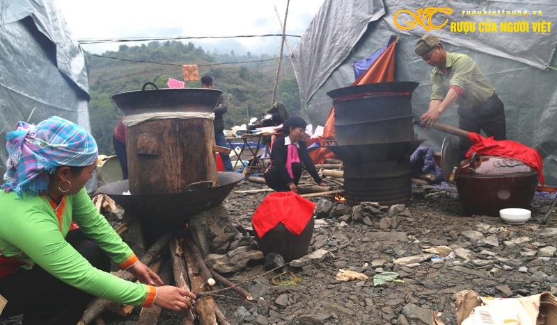 Lễ hội rượu ở Bát Xá, lễ hội văn hóa Lào Cai